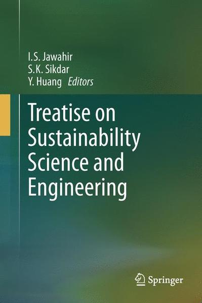 Treatise on Sustainability Science and Engineering   Dodax.ch