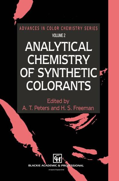 Analytical Chemistry of Synthetic Colorants | Dodax.at
