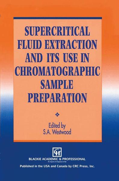 Supercritical Fluid Extraction and its Use in Chromatographic Sample Preparation | Dodax.ch