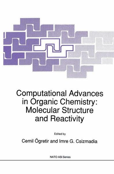 Computational Advances in Organic Chemistry: Molecular Structure and Reactivity | Dodax.pl