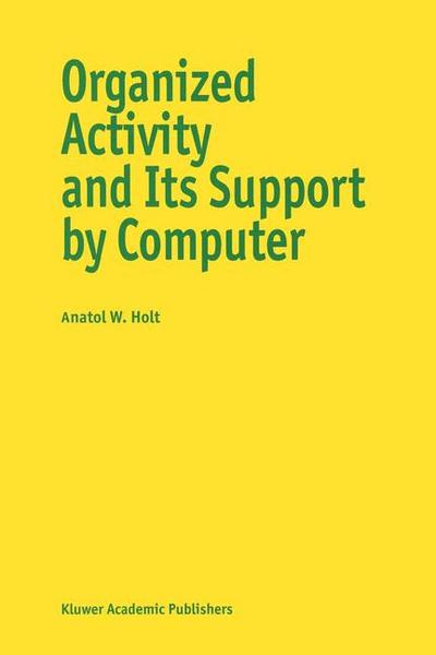 Organized Activity and its Support by Computer | Dodax.pl