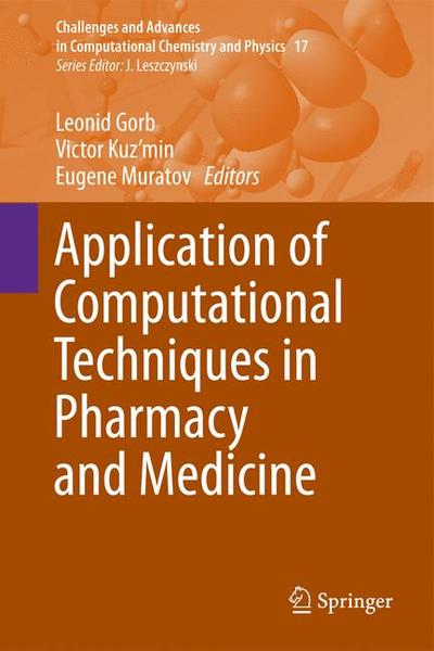 Application of Computational Techniques in Pharmacy and Medicine | Dodax.at