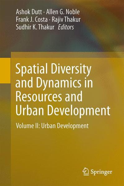 Spatial Diversity and Dynamics in Resources and Urban Development | Dodax.de