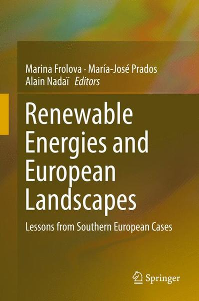 Renewable Energies and European Landscapes | Dodax.ch