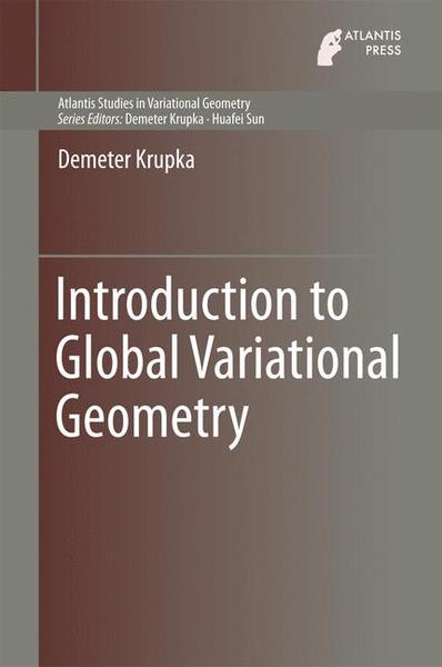 Introduction to Global Variational Geometry   Dodax.ch