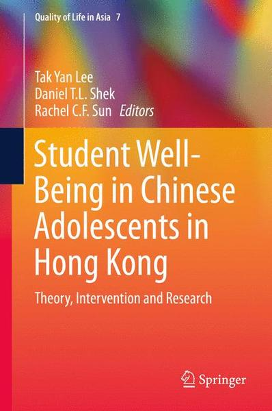 Student Well-Being in Chinese Adolescents in Hong Kong | Dodax.ch