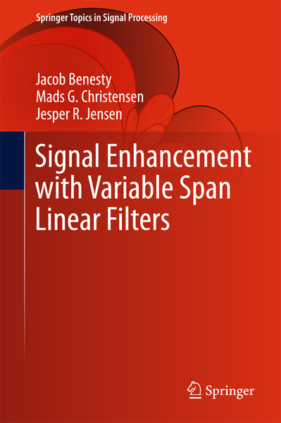 Signal Enhancement with Variable Span Linear Filters | Dodax.ch