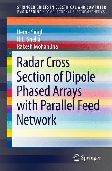Radar Cross Section of Dipole Phased Arrays with Parallel Feed Network | Dodax.ch