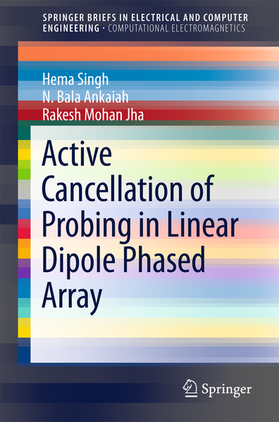 Active Cancellation of Probing in Linear Dipole Phased Array | Dodax.ch